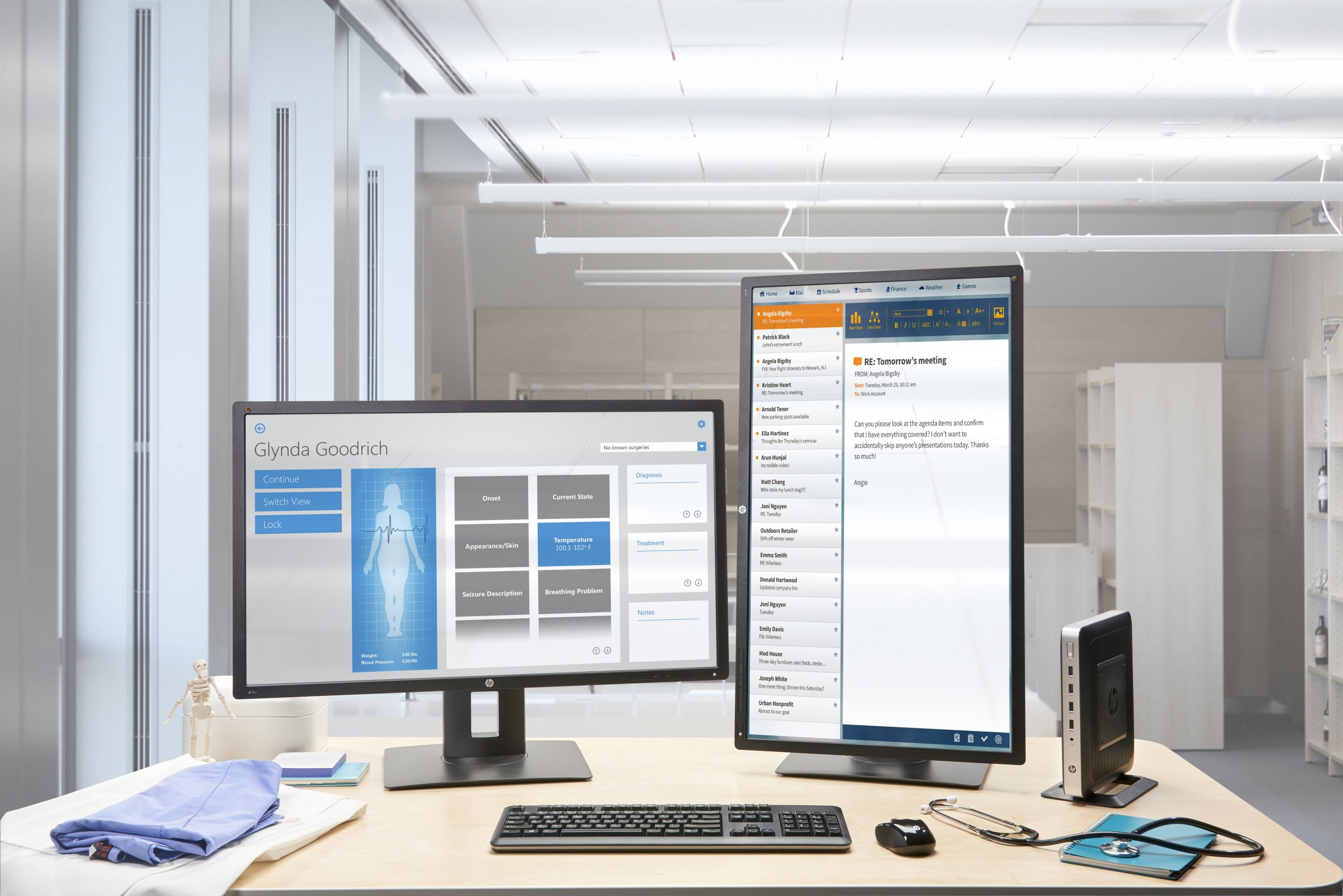 Digitale Daten sicher verwalten