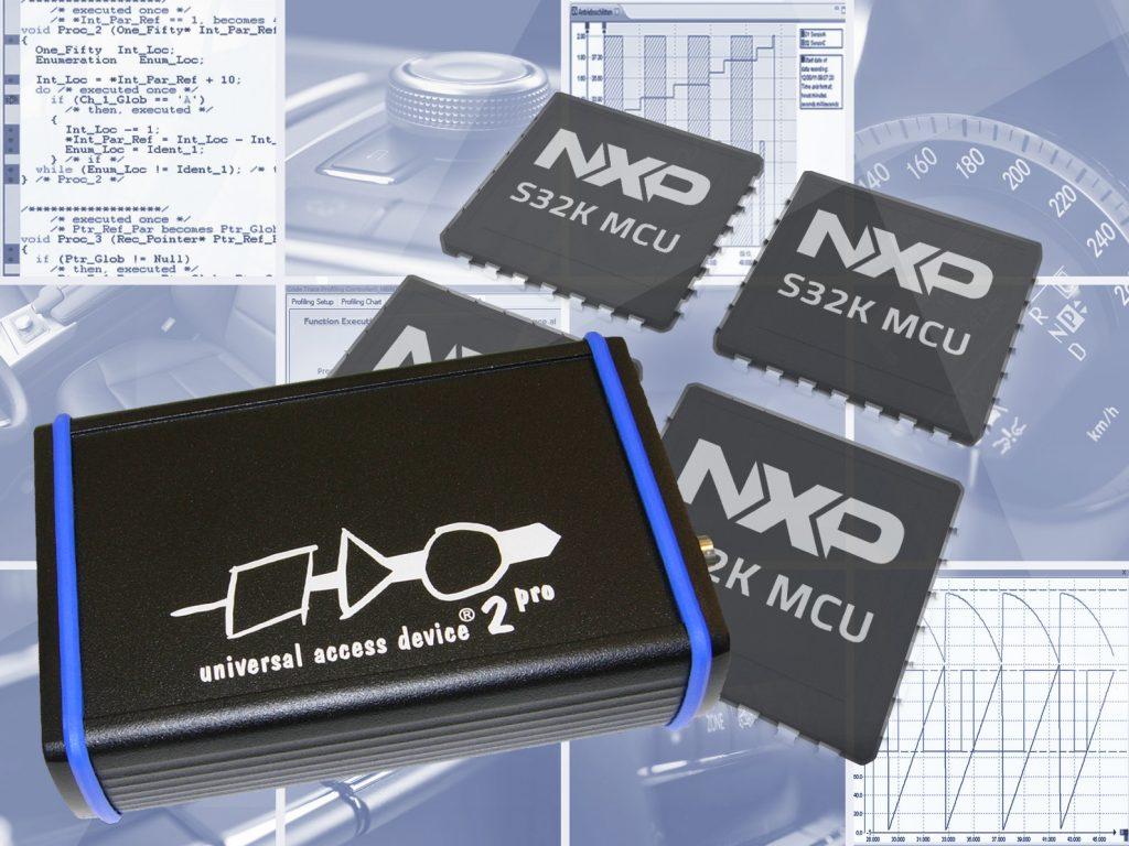 Vereinfachte Fehlersuche bei NXPs neuen S32K1 Automotive-Mikrocontrollern