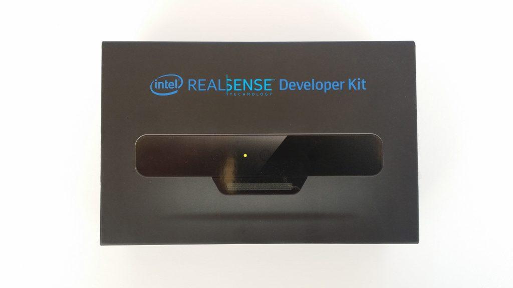 Intel RealSense SR300 Development Kit jetzt bei RS