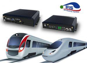 Wartungsarmer Embedded-PC für den Bahnbetrieb