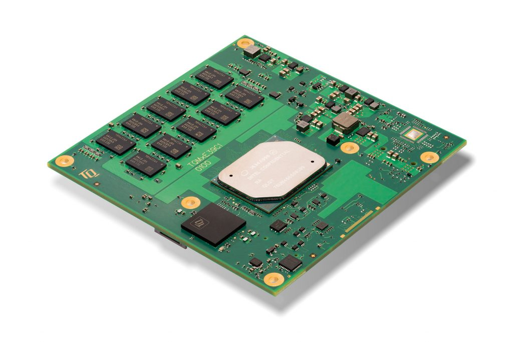 Rugged-Embedded-Modul mit neuestem Intel Apollo Lake Prozessor