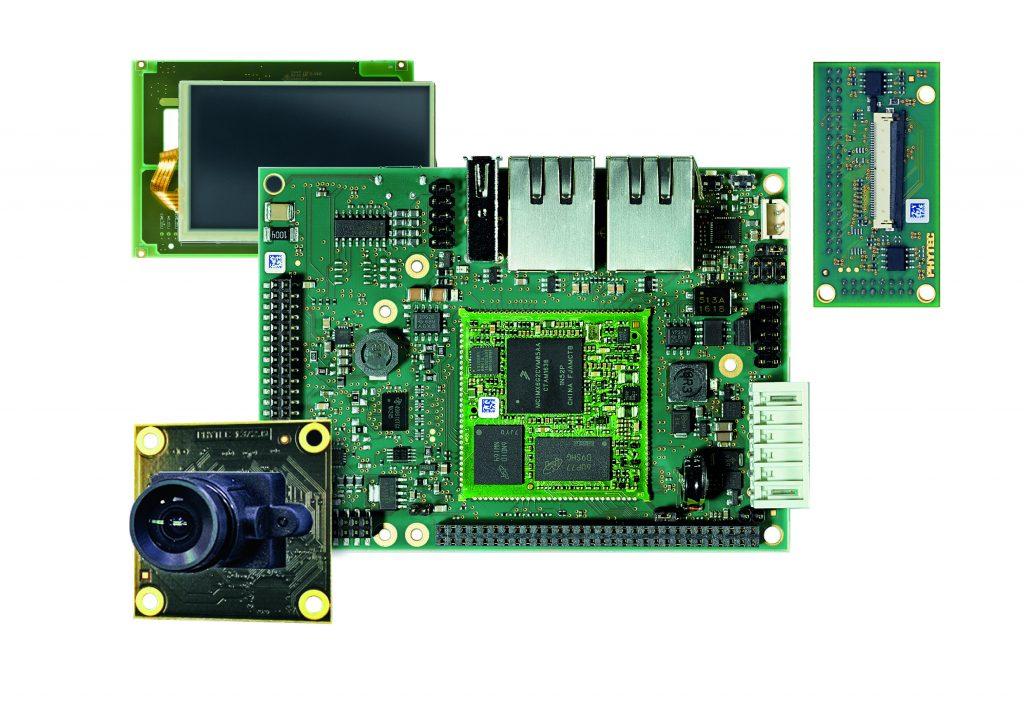 Hoch integrierte Embedded-Imaging-Lösungen
