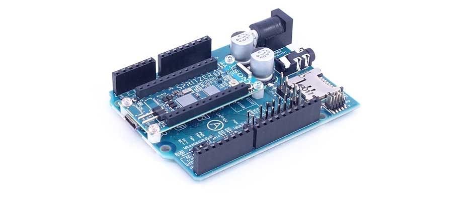 Sony bringt Arduino-kompatibles IoT-Board