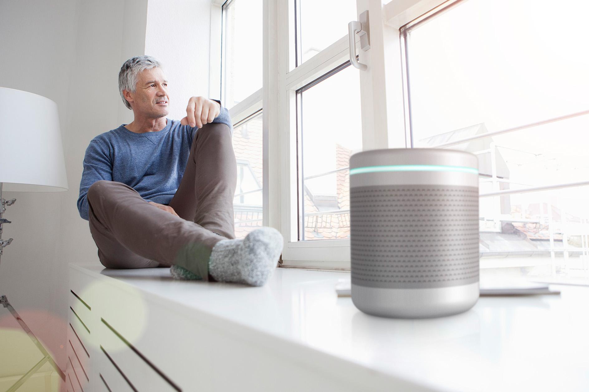 Infineon setzt auf sprachgesteuerte Mensch-Maschinen-Interaktion