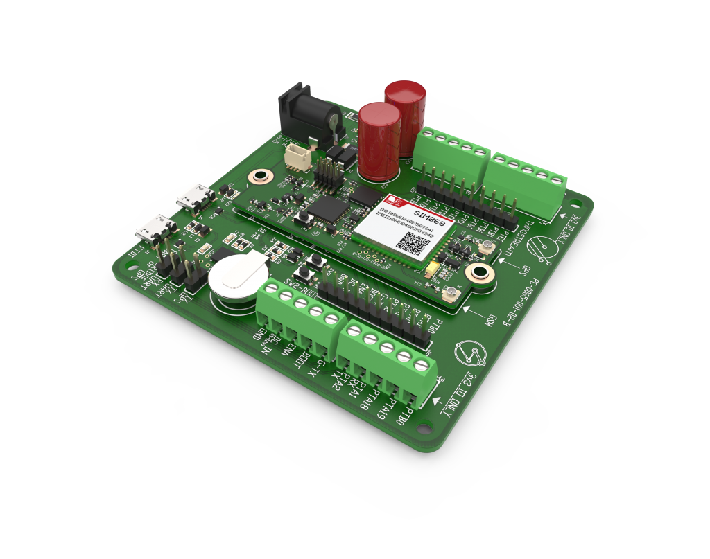 Starter-Kit mit GSM-Konnektivität