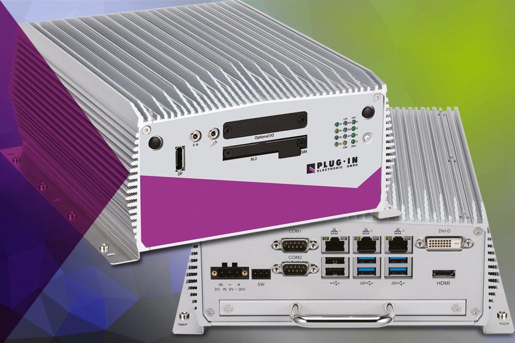 IoT-Edge-Server-Lösung für die Prozessautomation