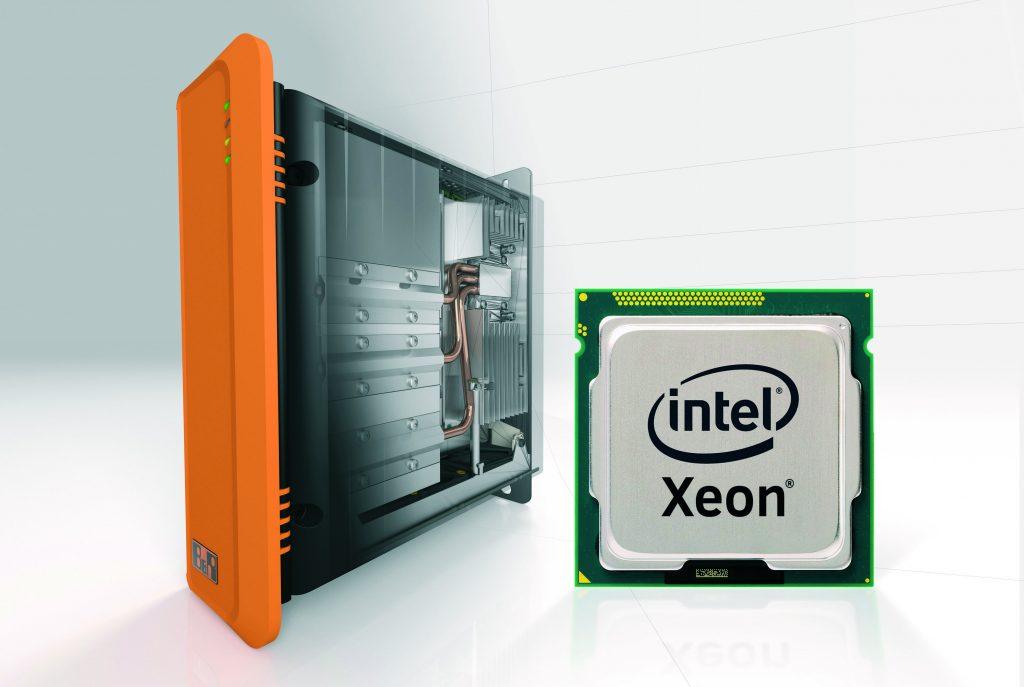 Industrie-PC mit Xeon-Prozessor