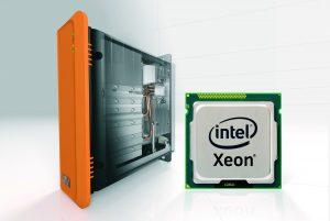 Der Automation PC 910 von B&R ist nun optional mit einem Intel-Xeon-Prozessor erh?ltlich. Mit dieser Performance k?nnen anspruchsvolle Anwendungen wie Vision Systeme bedient werden. (Bild: B&R Industrie-Elektronik GmbH)