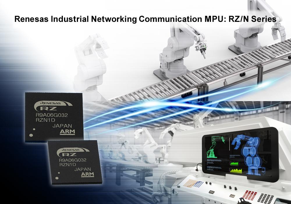 Solution Kit für Industrial Ethernet-Anwendungen