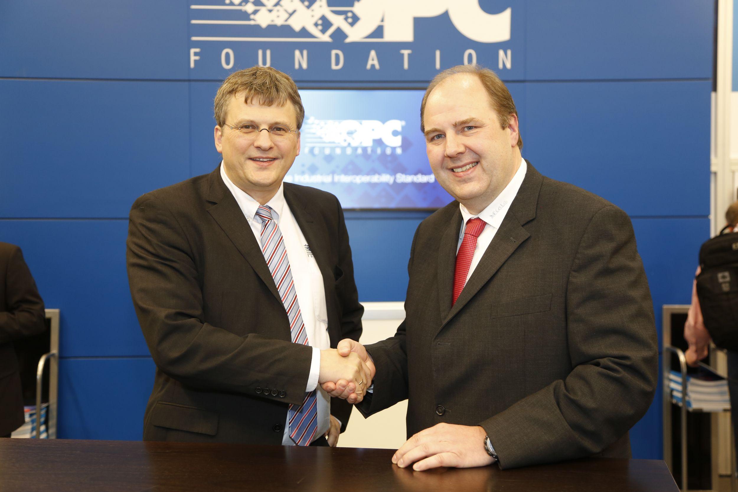 Miele: Neues Mitglied der OPC Foundation
