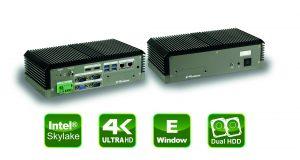 Modularer Embedded Box PC für Systemintegratoren