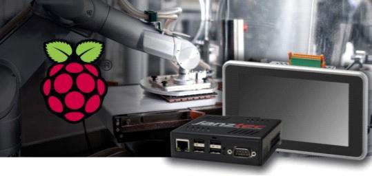 Raspberry Pi im Industriellen Einsatz