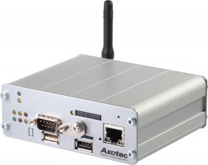 IoT-Gateway für die Cloud-Anbindung