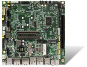 Embedded Motherboard für High-End Applikationen