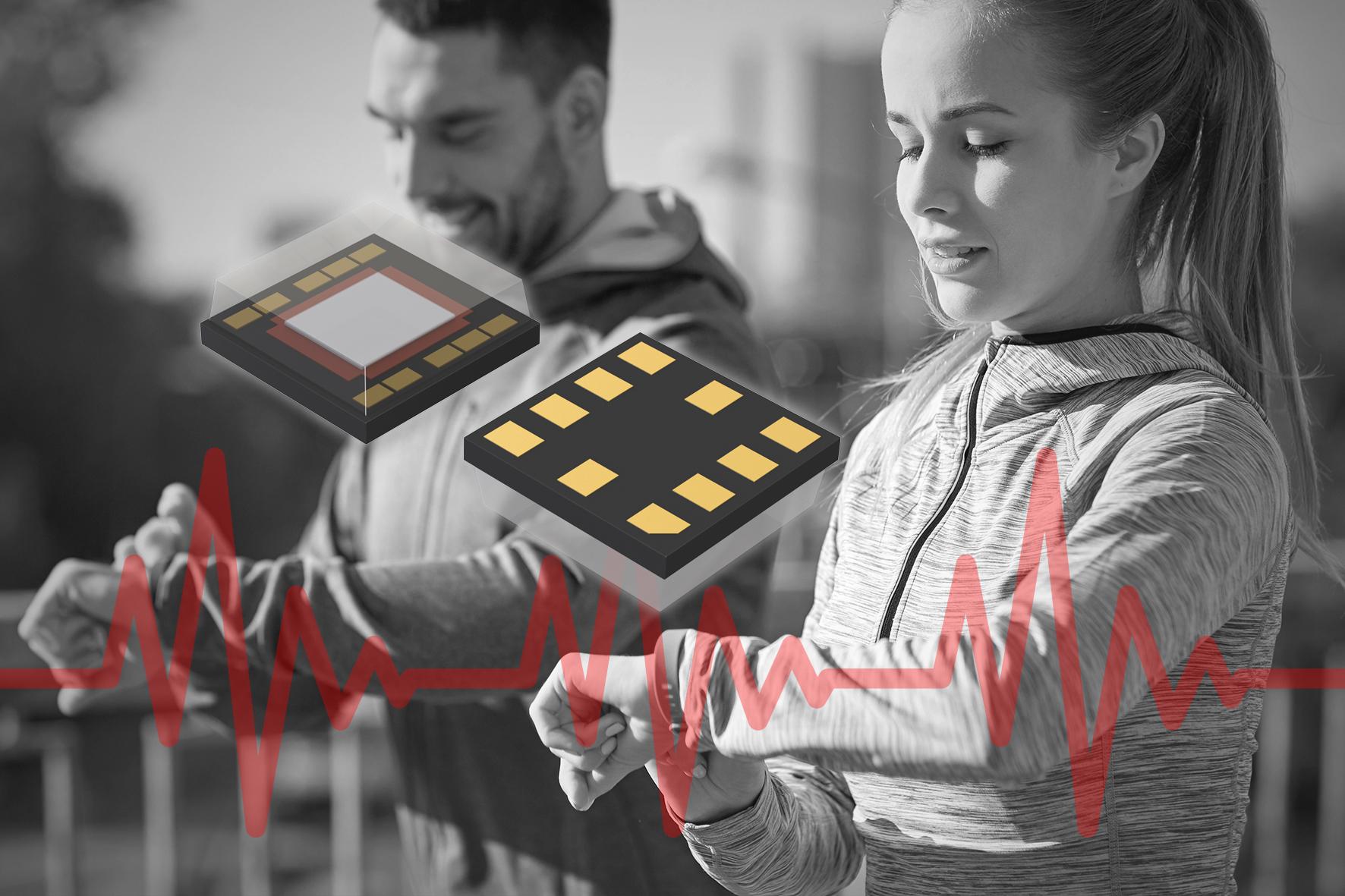 Sensor-IC für Vitalsensorik