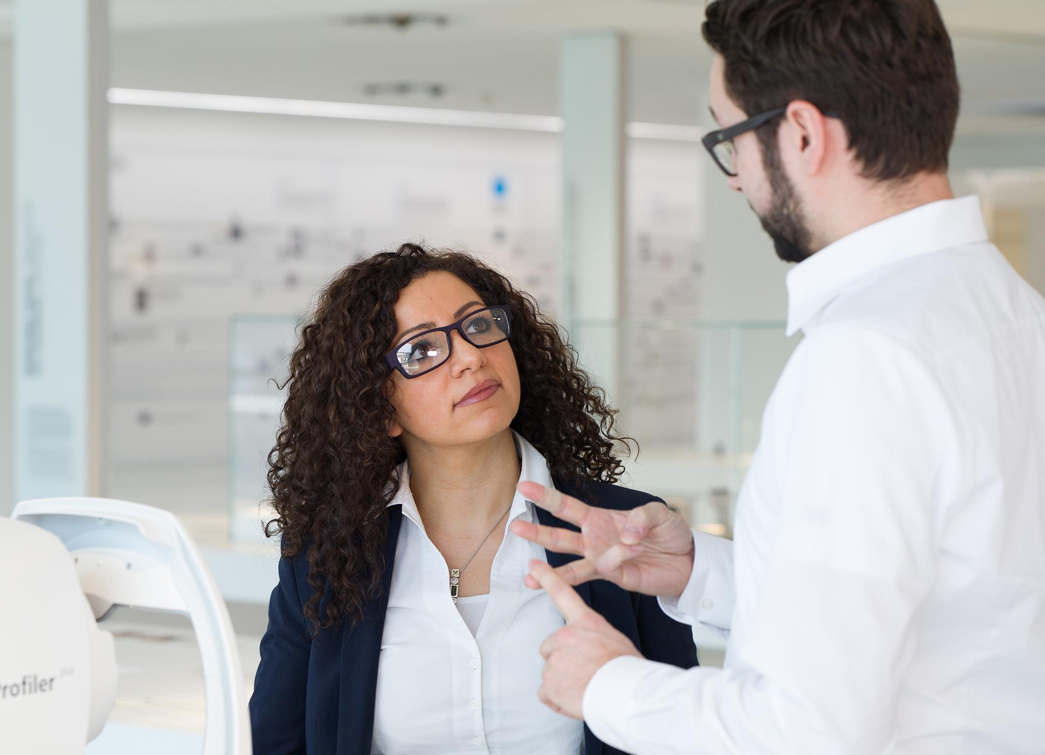 Zeiss und Telekom entwickeln Datenbrillen