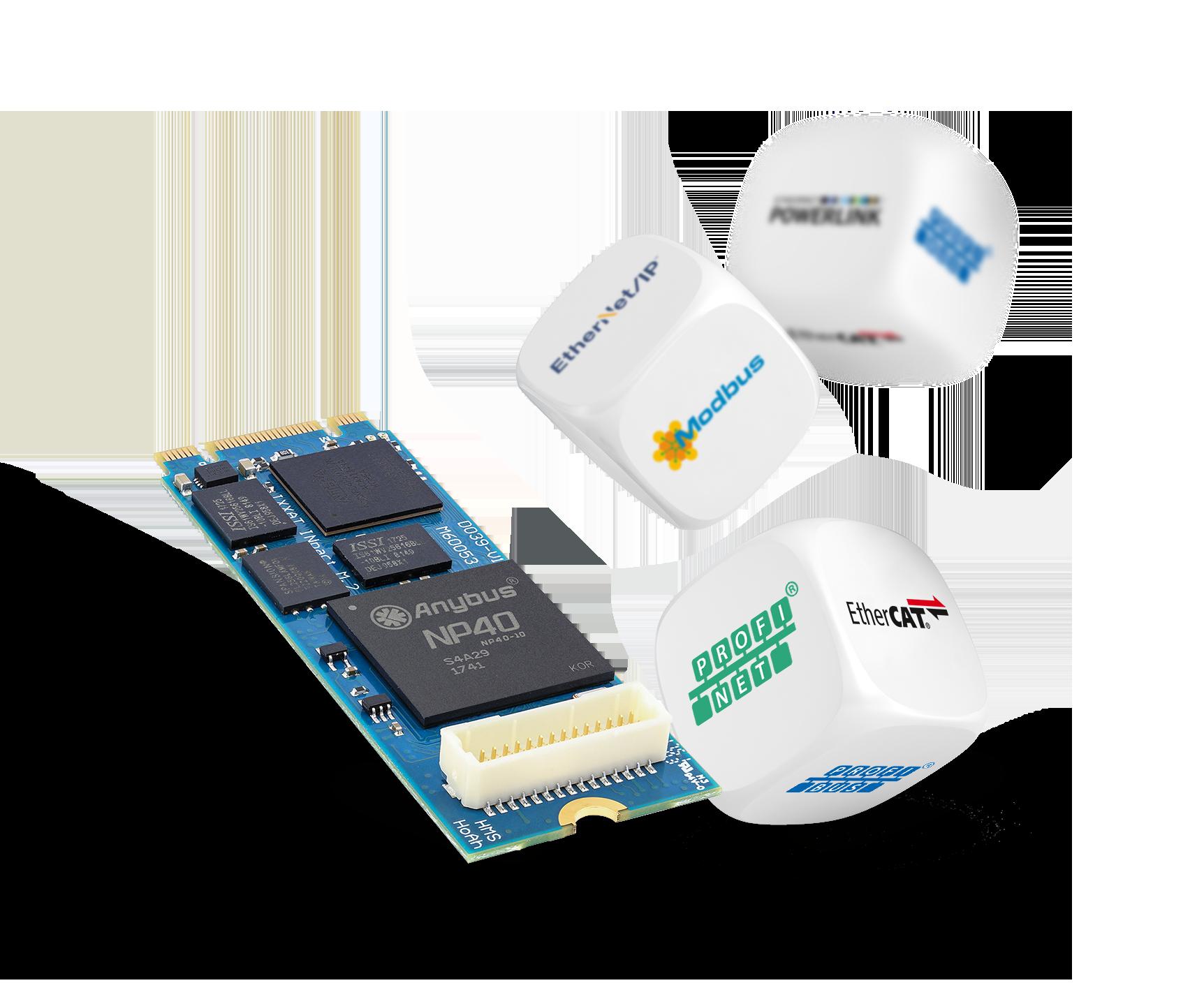 PCIe-Kartenreihe mit kompakten Ausmaßen