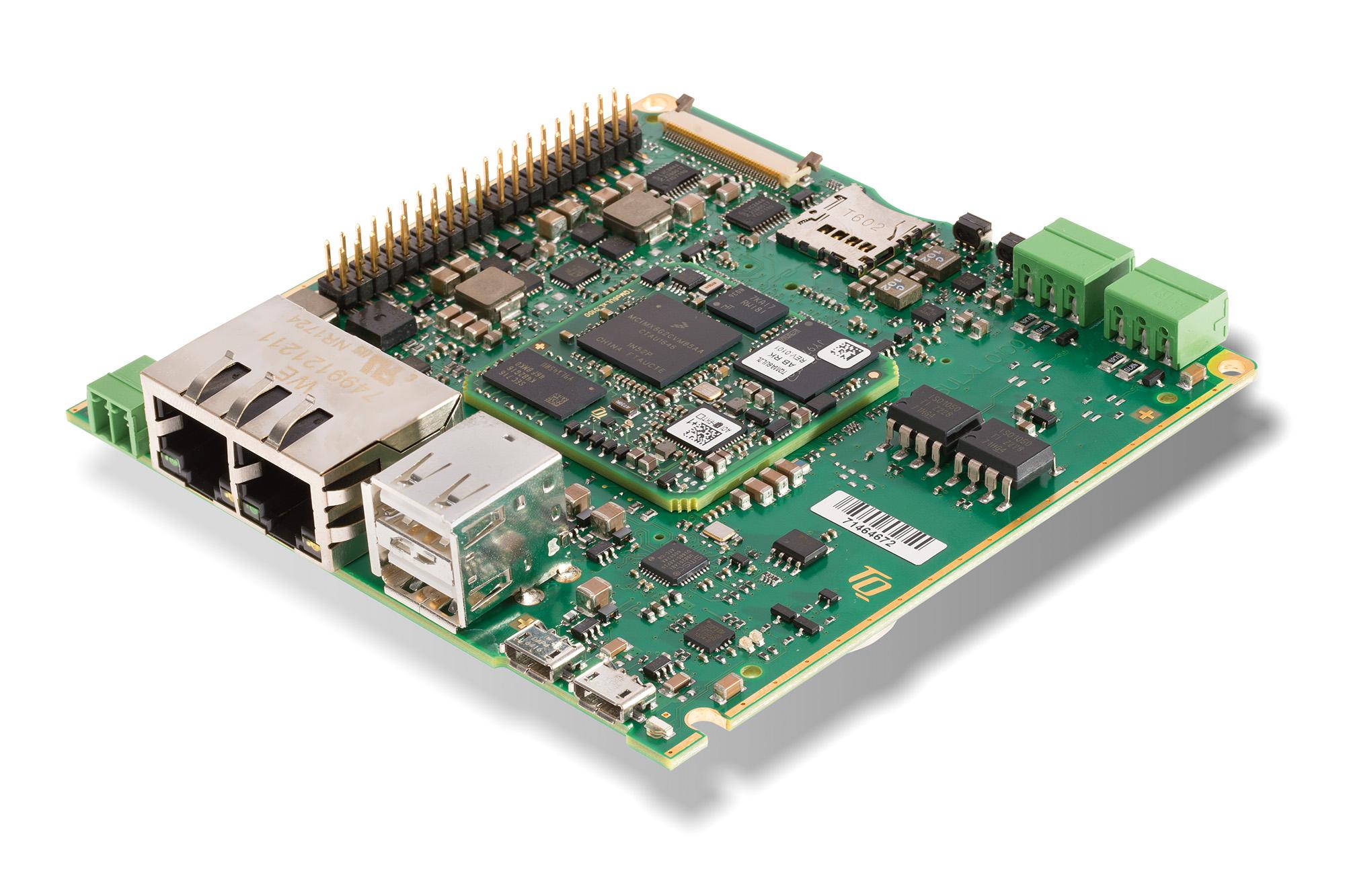 Modulare Gateway-Plattform