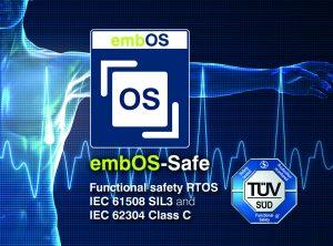 RTOS für sicherheitskritische Produkte