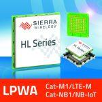 Weltweit kleinstes Multi-Mode-LPWA-Modul für globale LTE-M-, NB-IoT-, 2G- und GNSS-Netzwerke