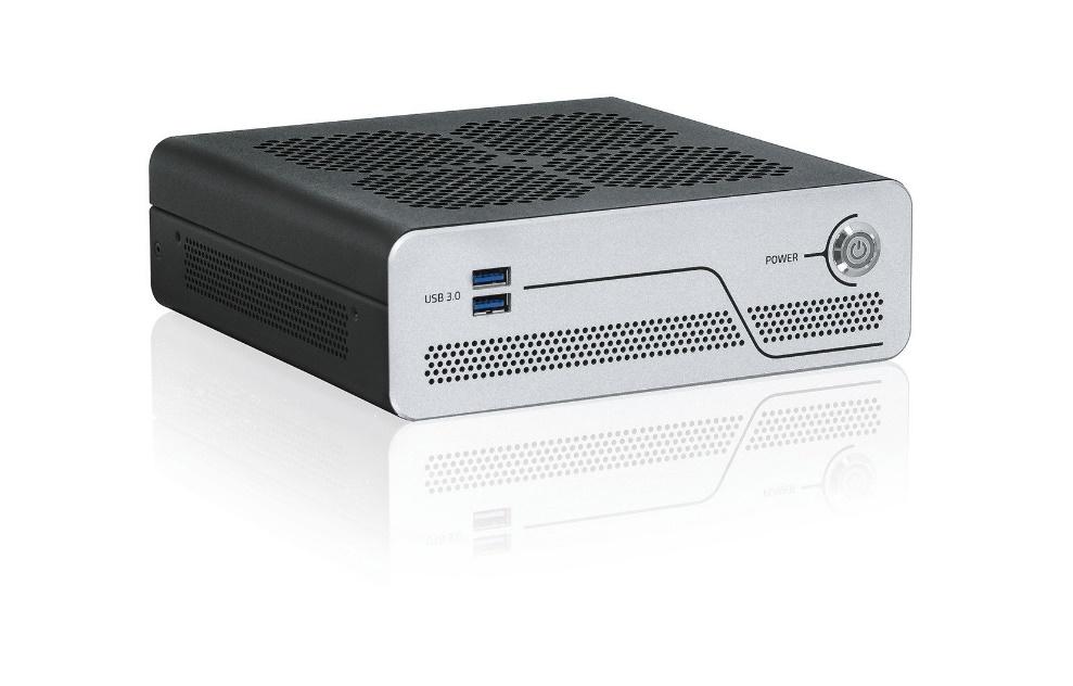 Kompakter Rechner für Embedded Computing