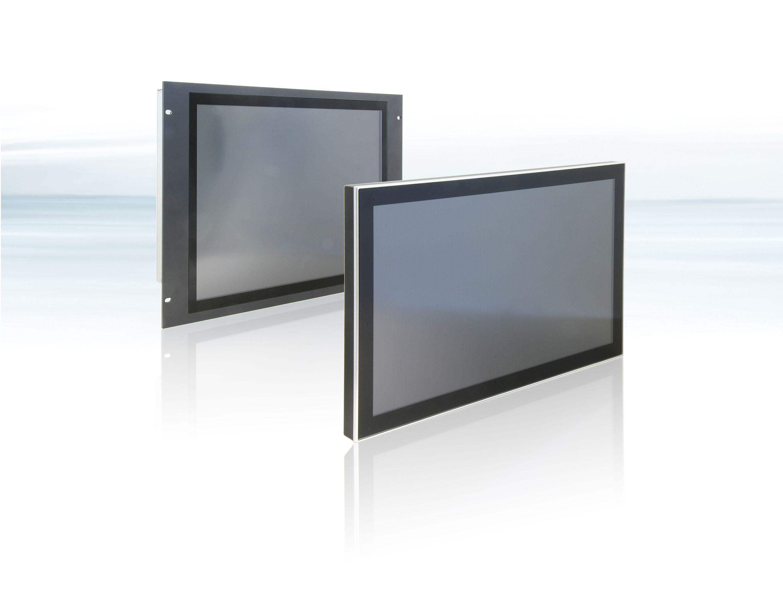 Panel-PCs und Monitore von Kontron