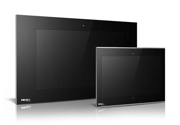 Individuelle Touchpanel-Computer