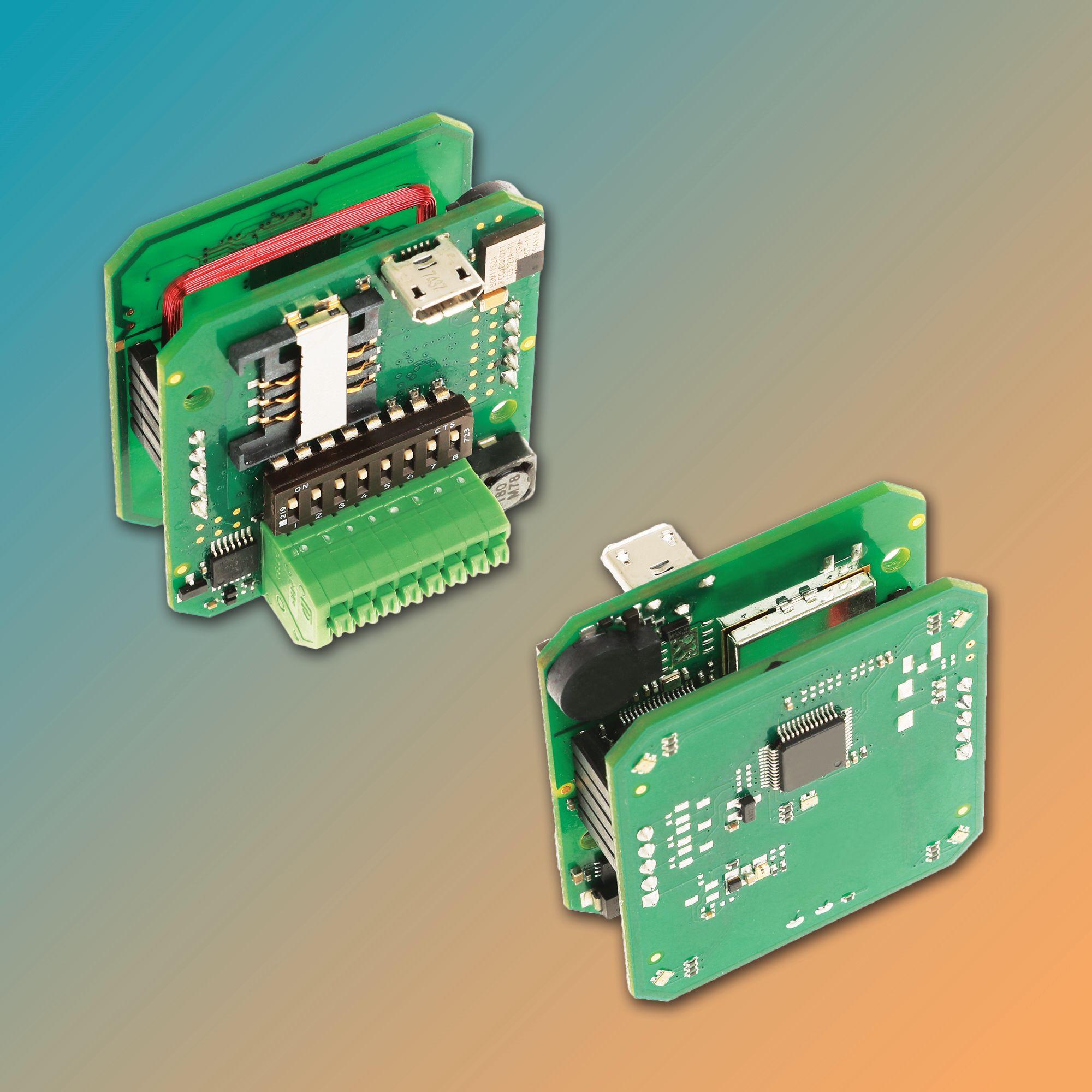 Kompaktes OEM-RFID-Lese-/Schreibgerät