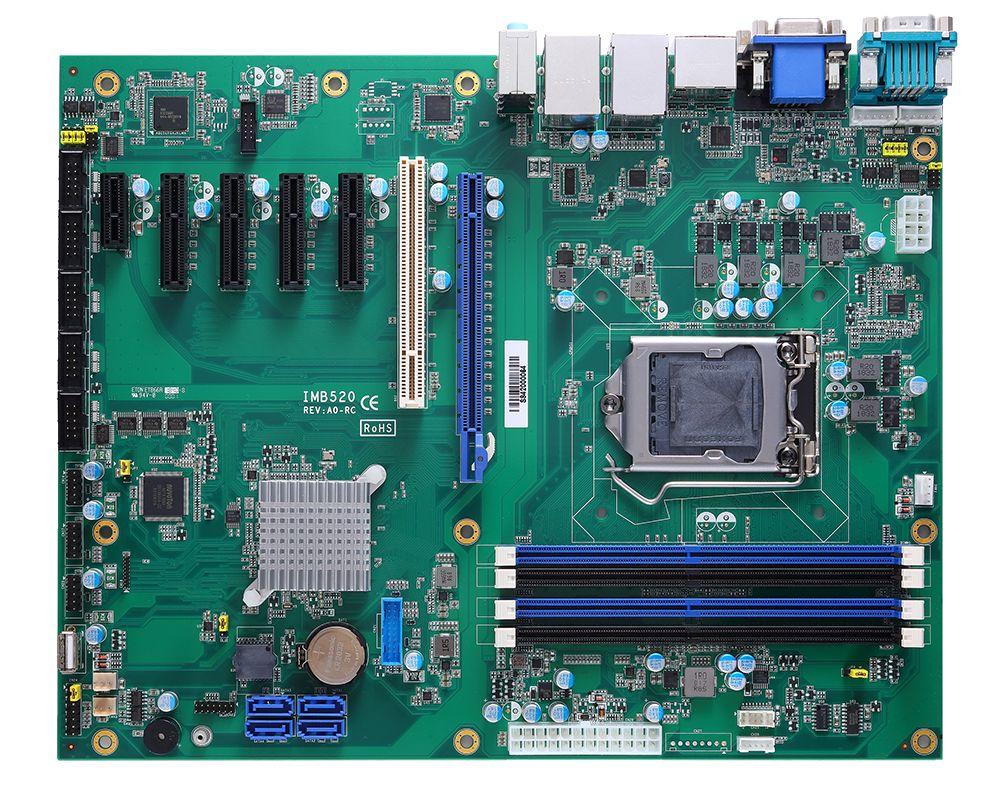 ATX Motherboard für HD-Lösungen