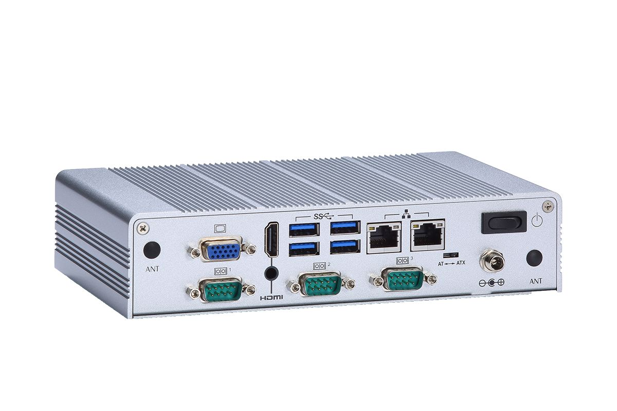 Ultra flaches Embedded-System