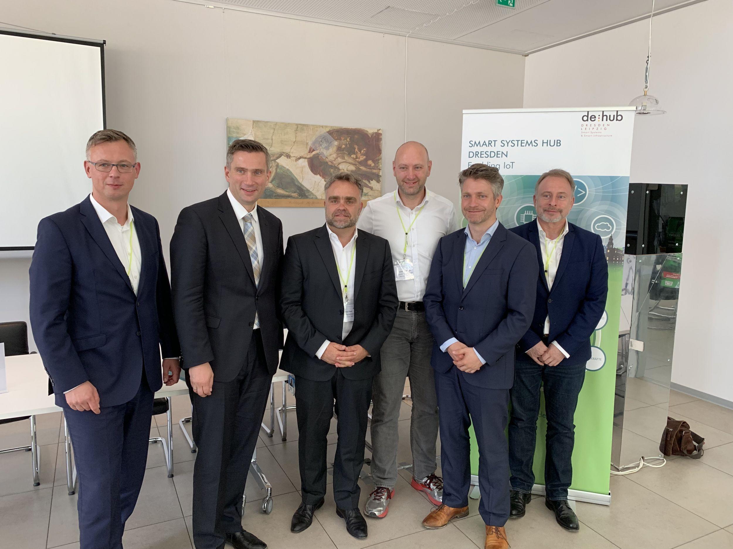 3,8 Millionen Euro für den Smart Systems Hub