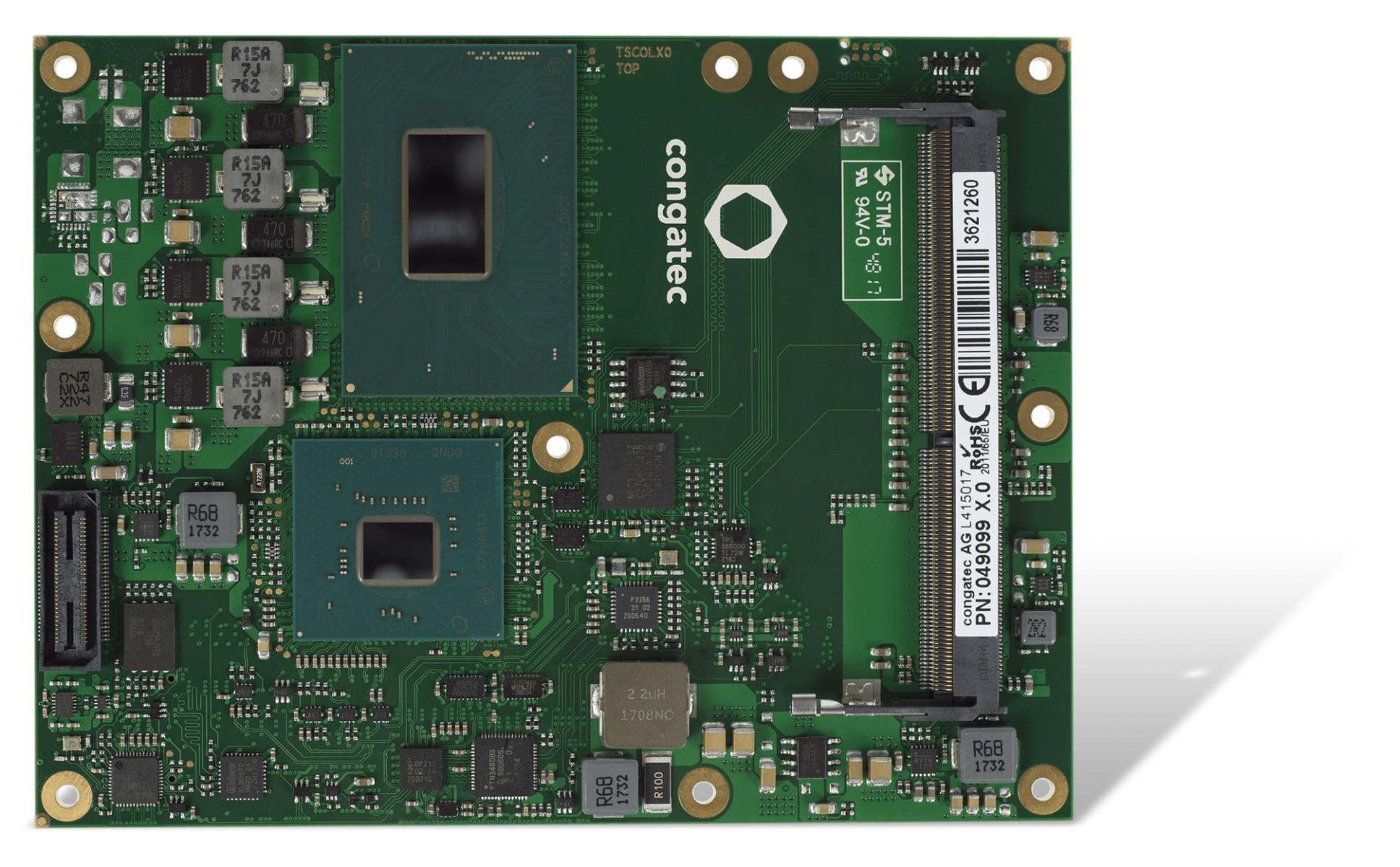 Edge-Computing-Module mit aktuellsten Prozessoren