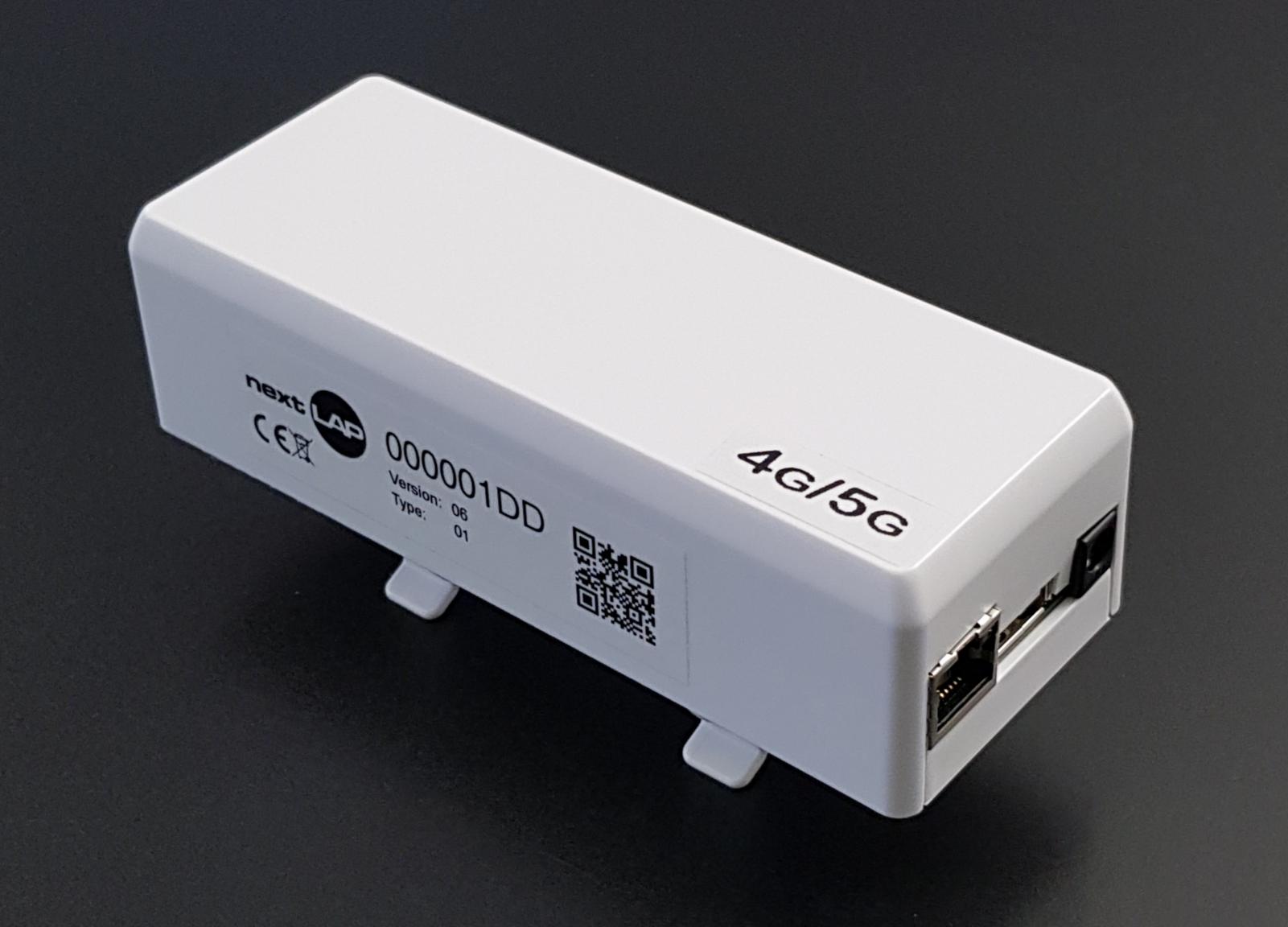 4G/5G-Pick-by-Light-Applikation für Gateway
