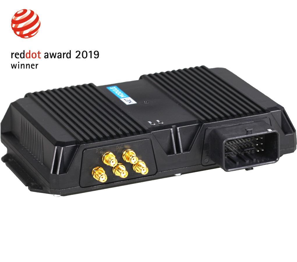 NetModule erhält Red Dot Award