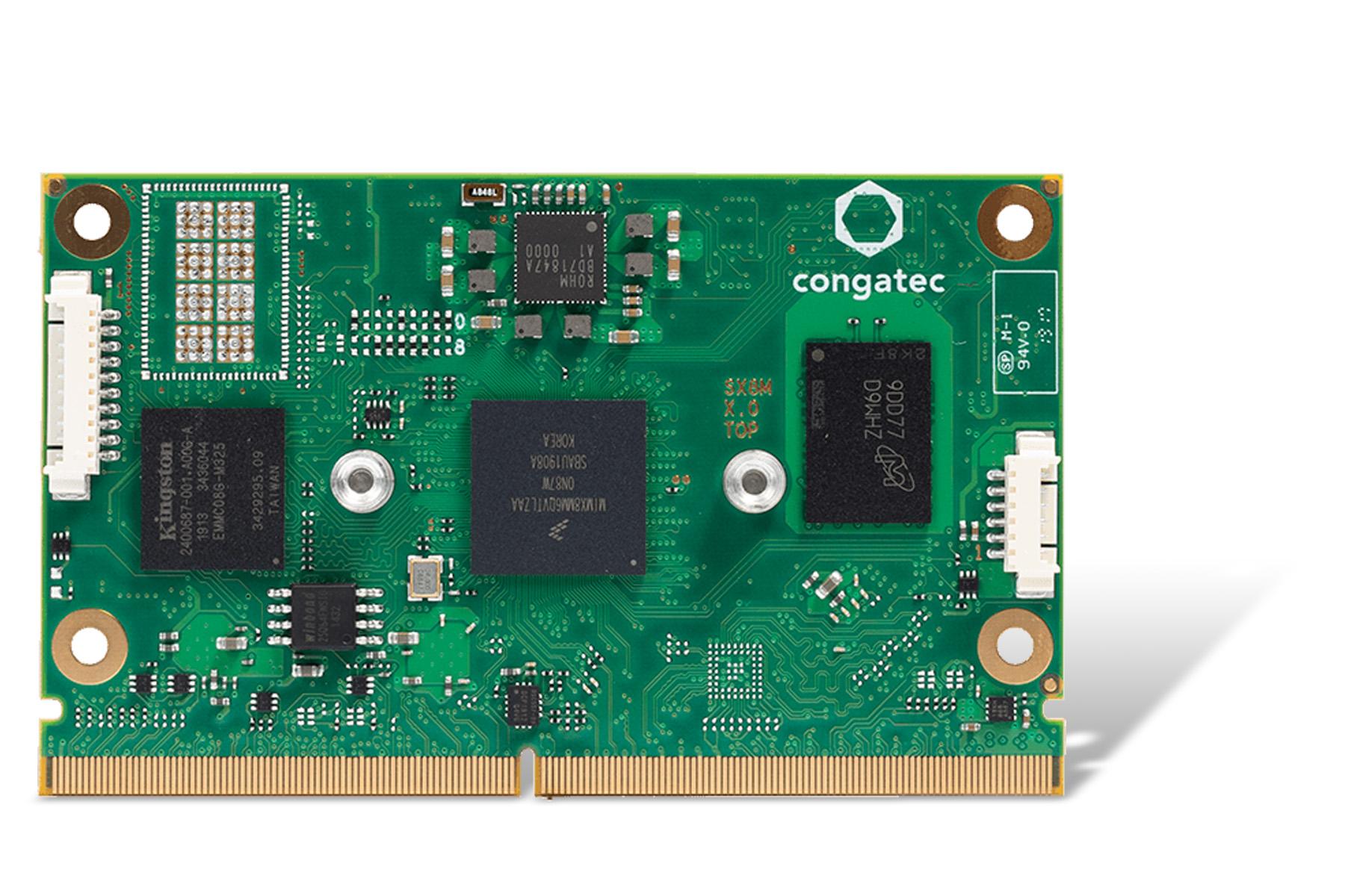 SMARC-Modul mit Mini-Prozessor