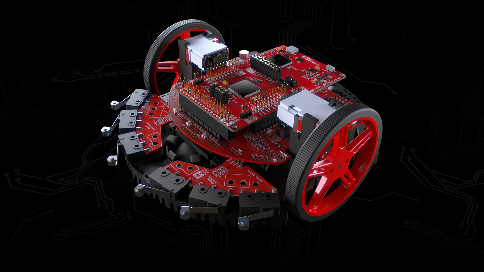 Lötfreies Robotics Kit für Universitäten