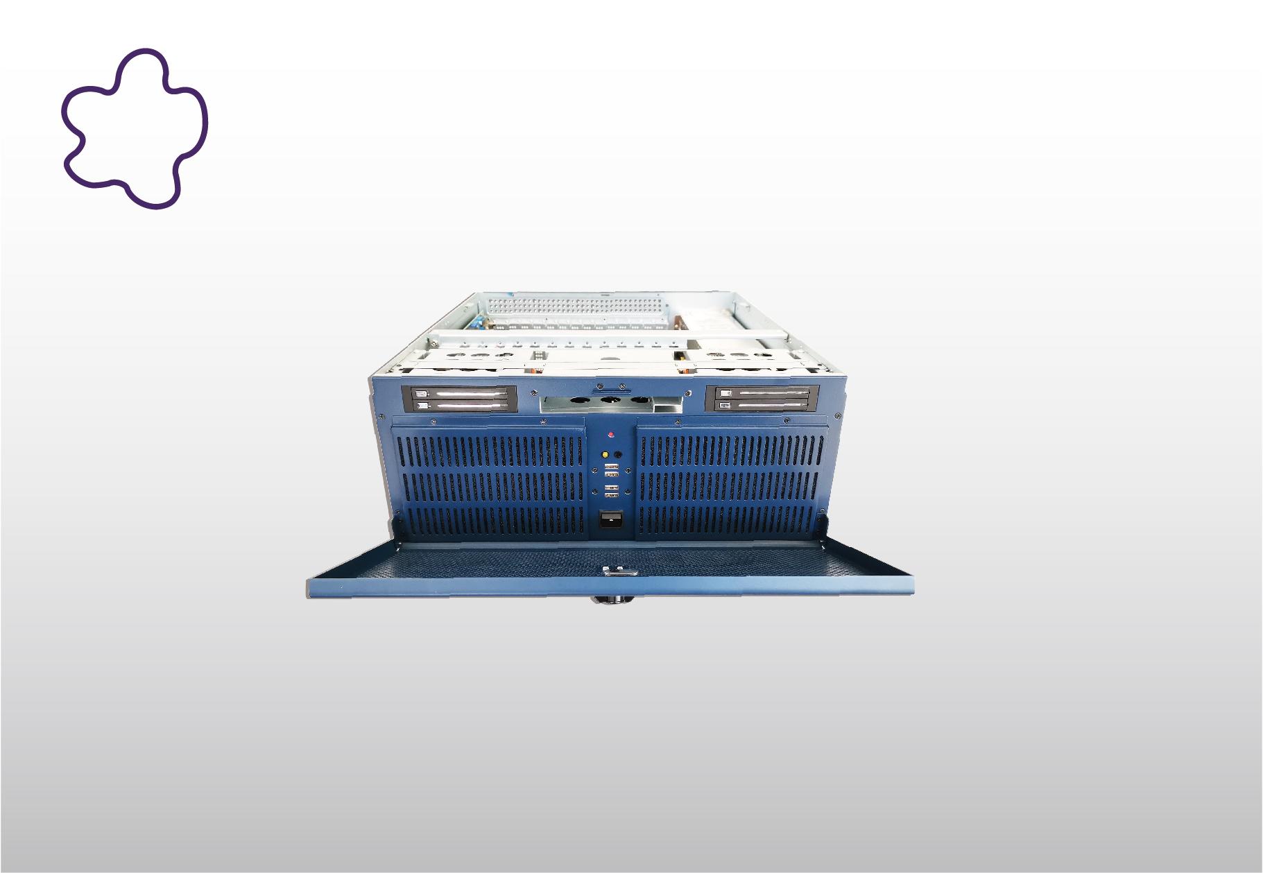 19″-System für Videowall-Anwendungen