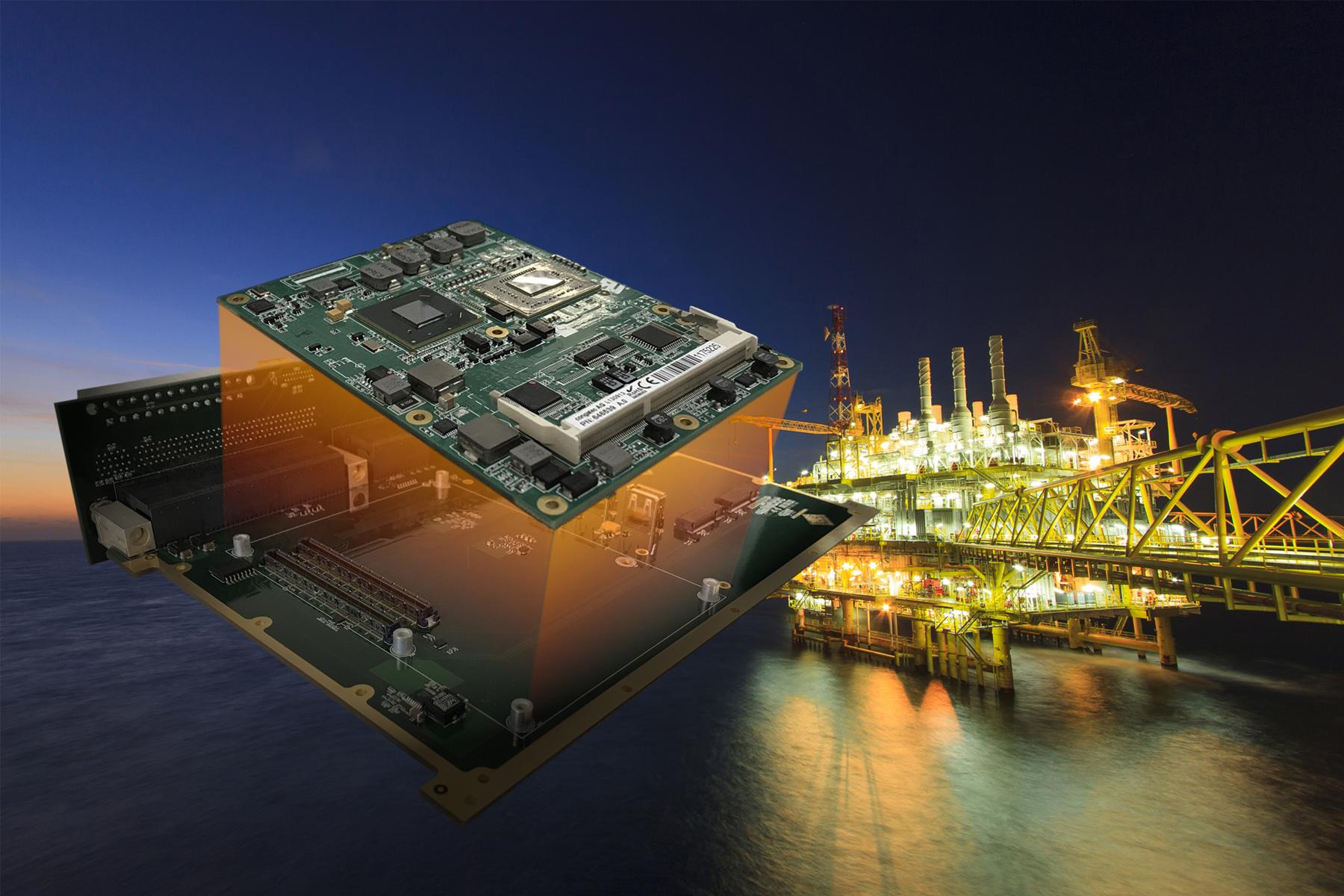 Computing Engines für die Öl- und Gasindustrie