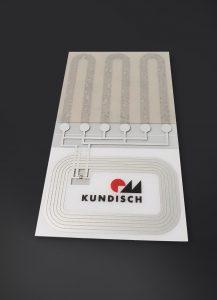 Ließen sich RFID-Chips und NFC-Produkte sonst nur in großer Stückzahl herstellen, sind sie jetzt auch für kleinste Bedarfe direkt ins Endprodukt integrierbar. (Bild: Kundisch GmbH & Co. KG)