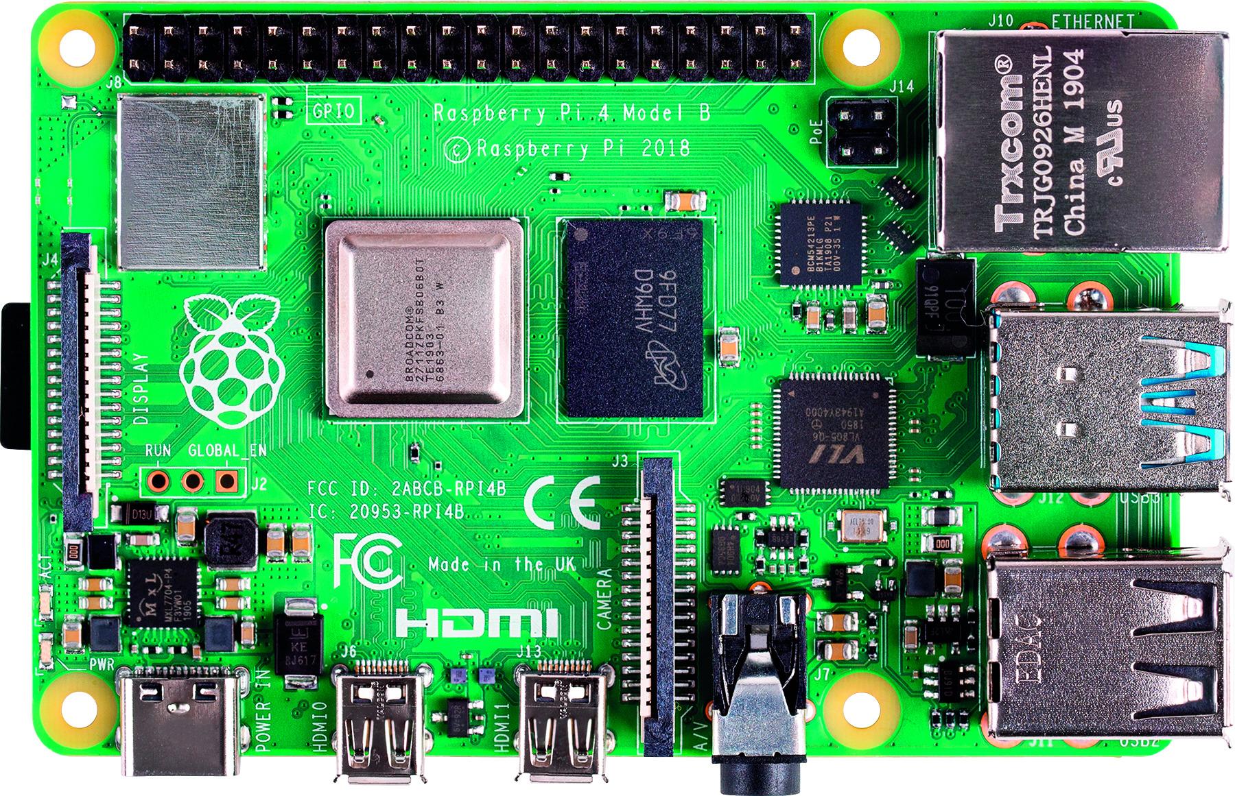 Raspberry Pi 4 – Was ist neu?