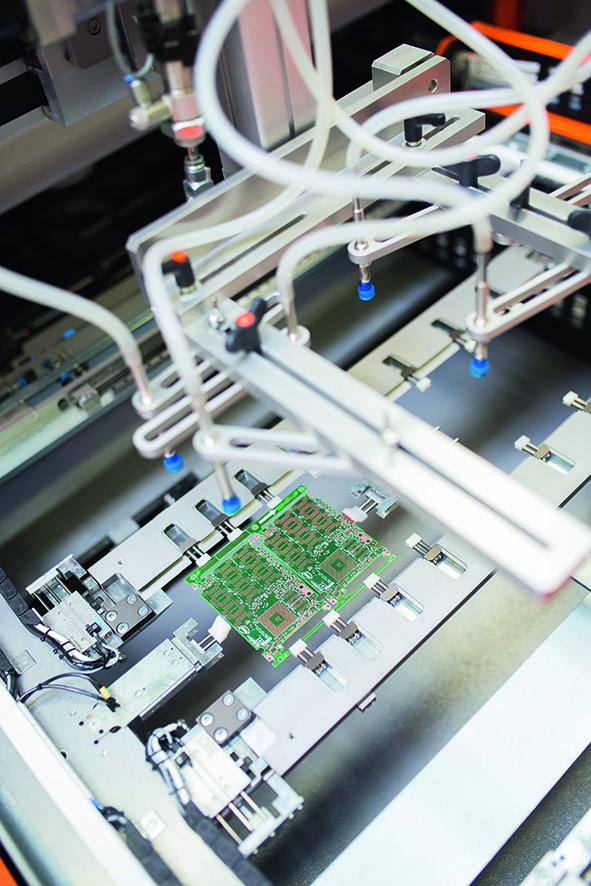 Microchip-Hersteller für nachhaltige und umweltschonende Produktion ausgezeichnet