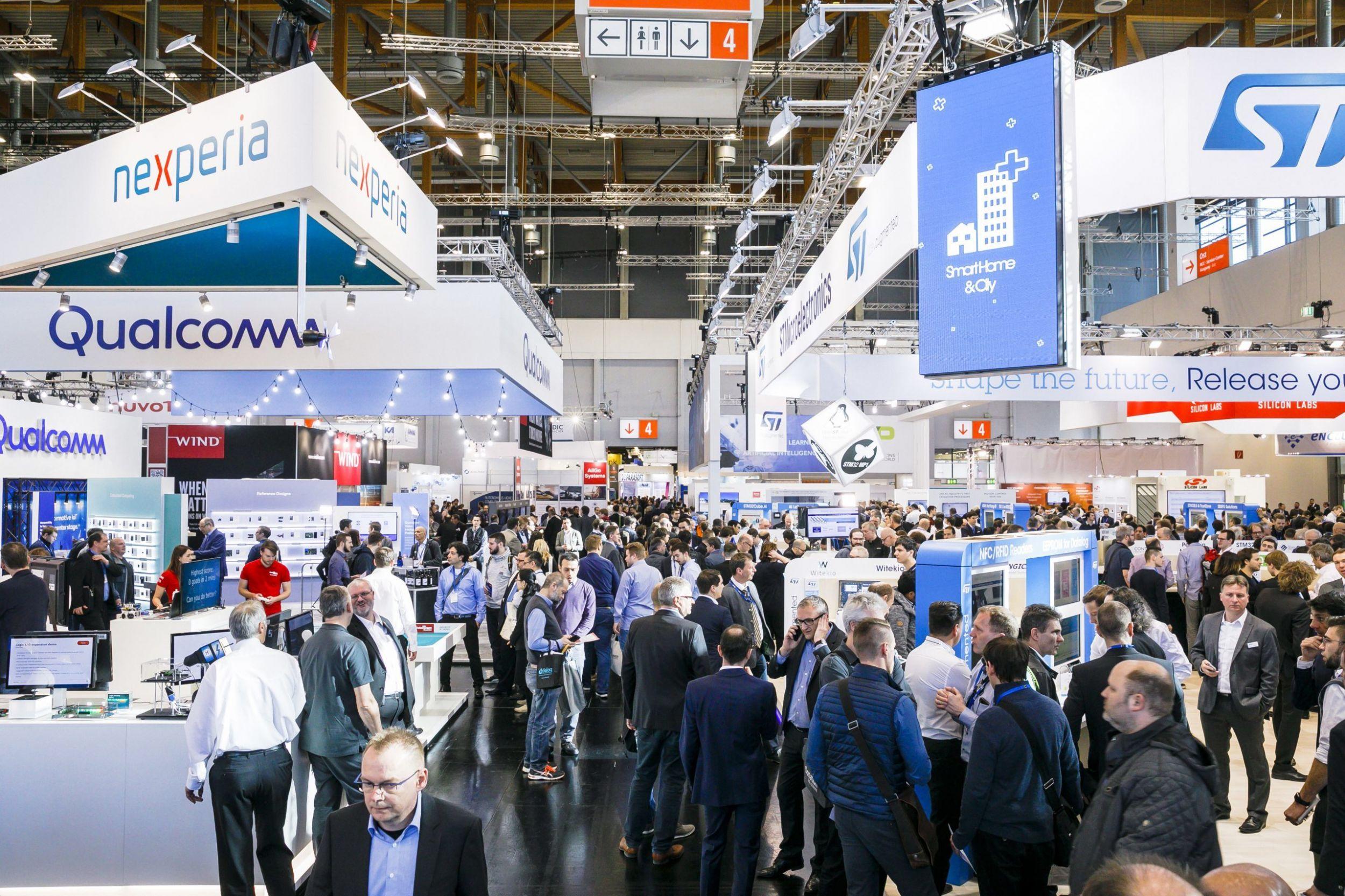 Die Embedded World Exhibition & Conference 2020 auf Erfolgskurs