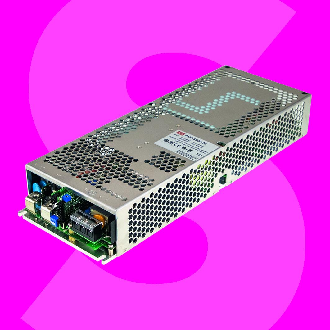 Digitale wassergekühlte Netzteile mit 3500W Ausgangsleistung