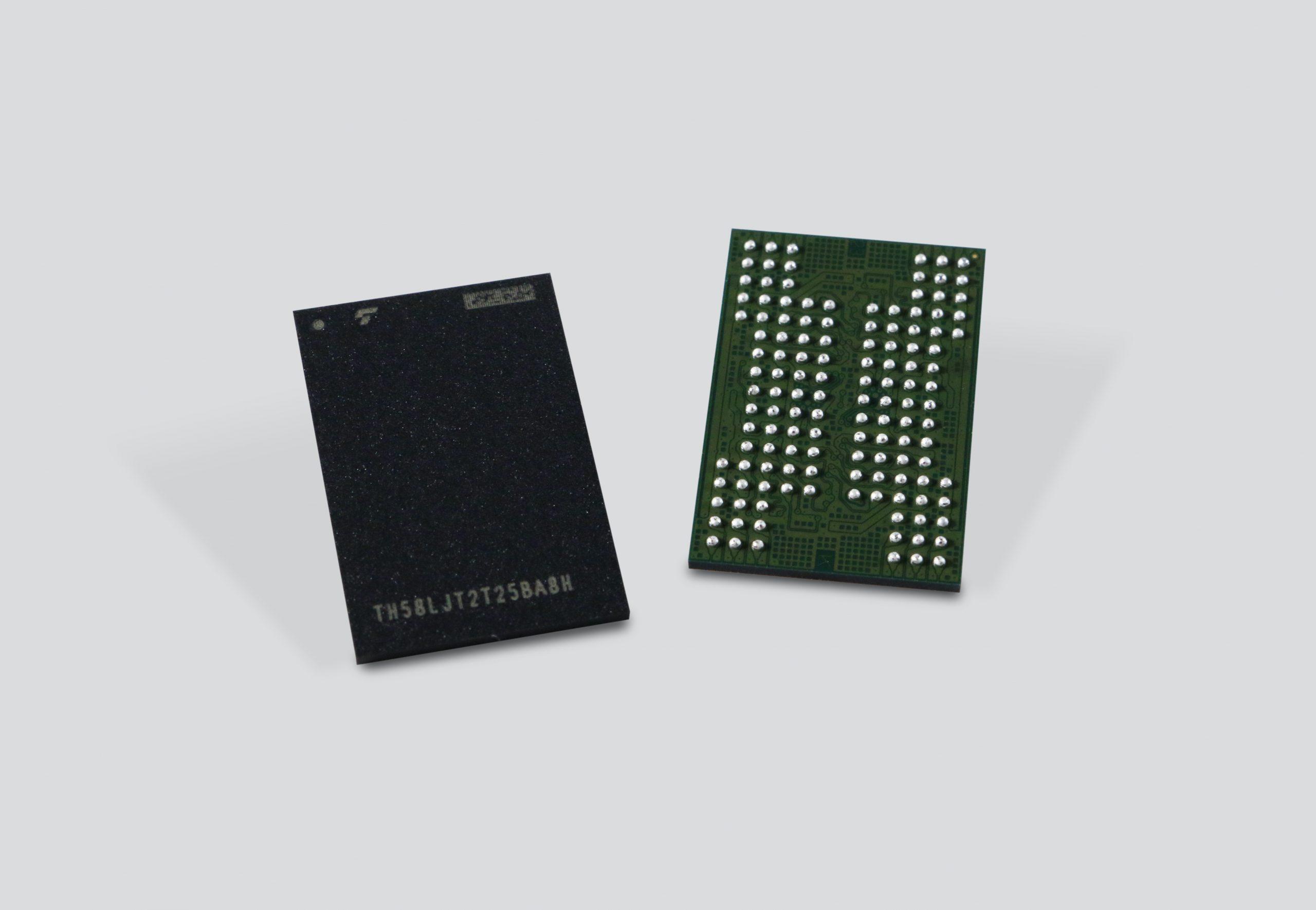3D-NAND-Flash-Speicherlösung