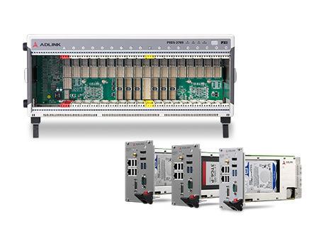 PXIe Gen3-Controller mit Intel Core-Prozessoren der 7. Generation