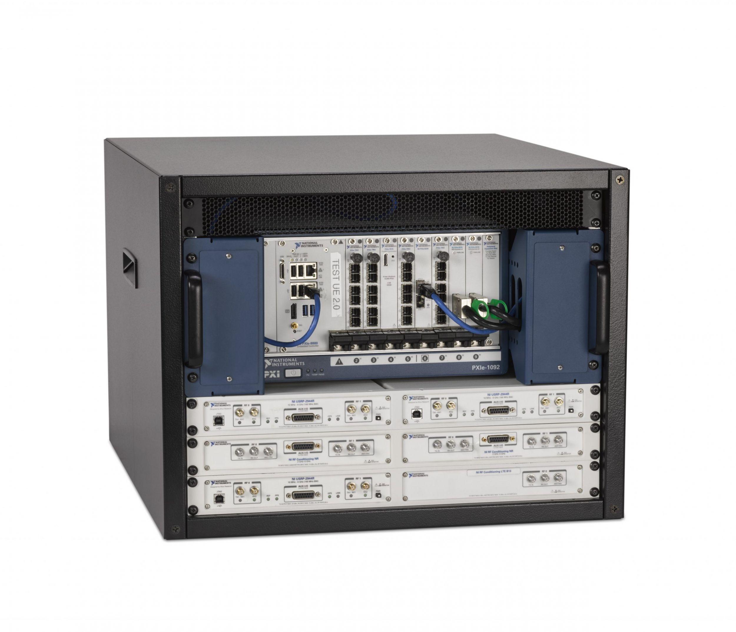 Testendgeräte für Stand-Alone 5G New Radio