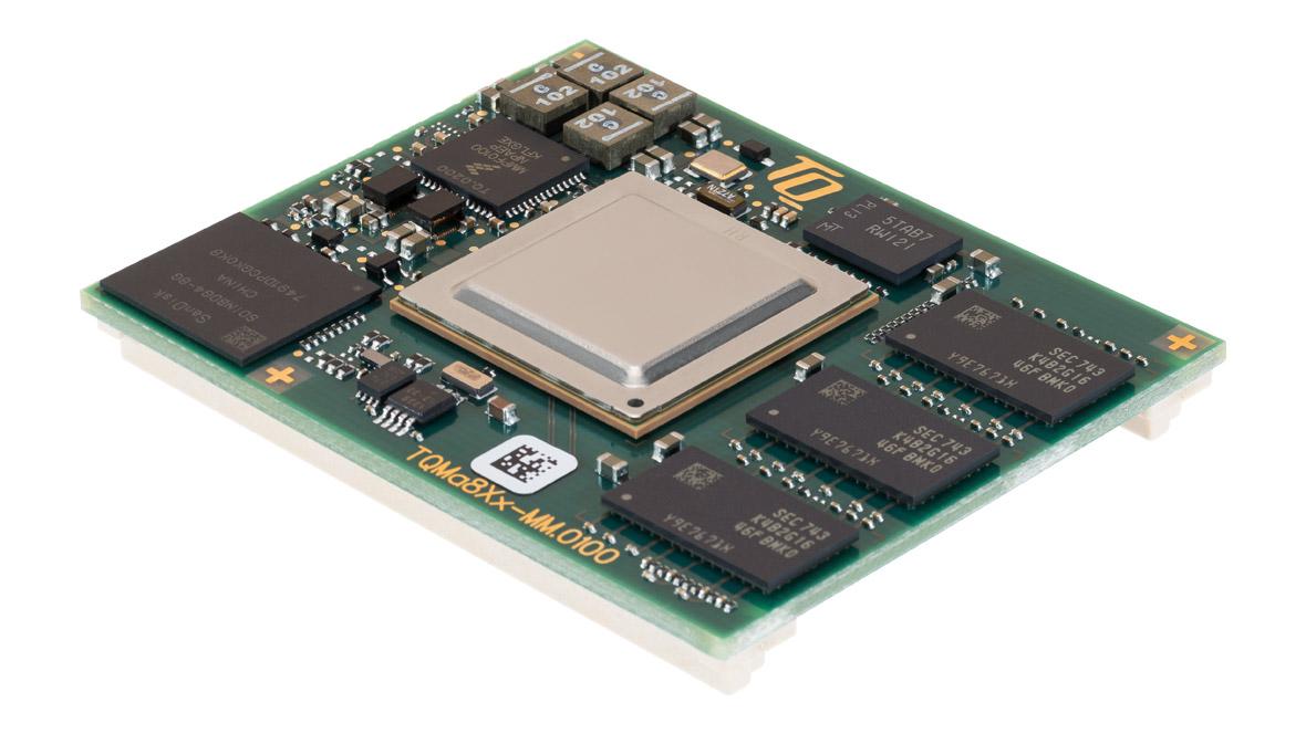 CPU-Module basierend auf aktueller Core-Architektur