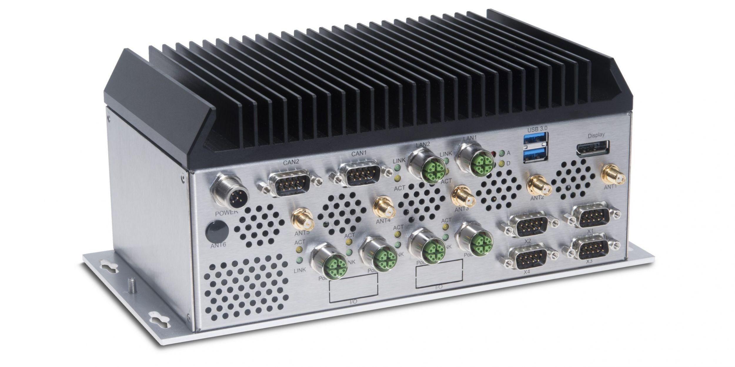 KI-fähiger Industrie-PC auf Nvidia-Basis