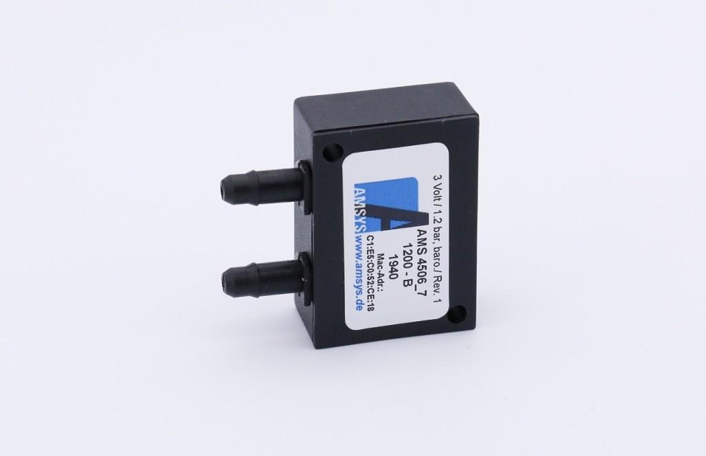 Kabelloser barometrischer Drucksensor mit Bluetooth 4.2