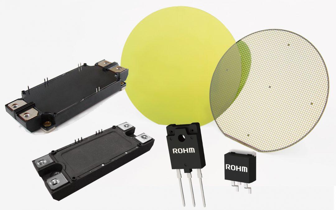 Vitesco Technologies und Rohm kooperieren bei Leistungshalbleitern